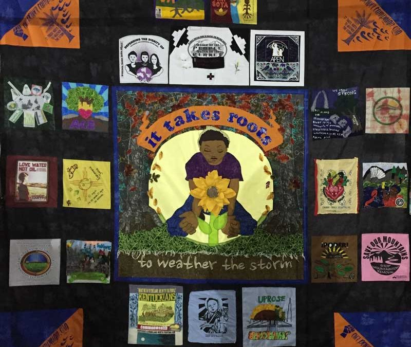 It Takes Roots Quilt