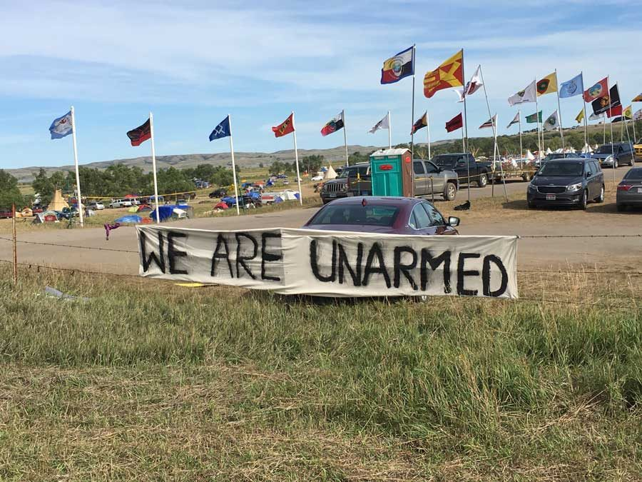 Reflections on CJA #NoDAPL delegation
