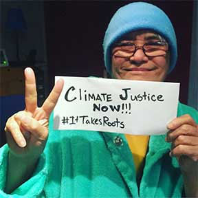 Call to Action for Virtual Climate March — November 29