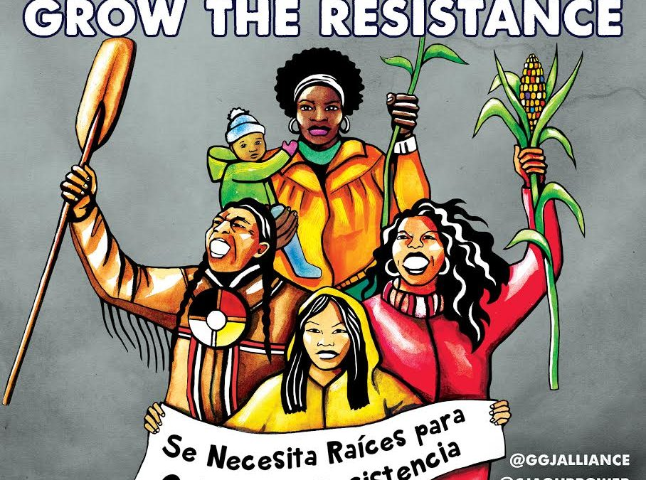 Women of Color Lead: A Call to Grow the Resistance against Trump, to Converge in Washington D.C. Jan 18-21