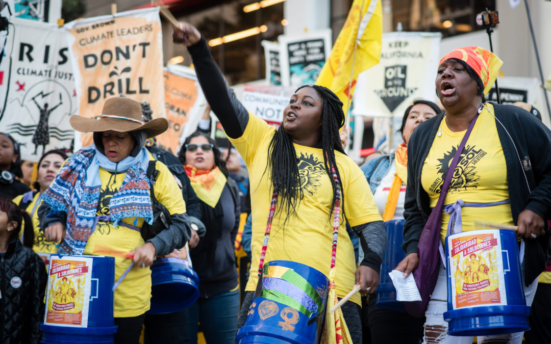 Black Communities Must Be at the Center of the Environmental Movement