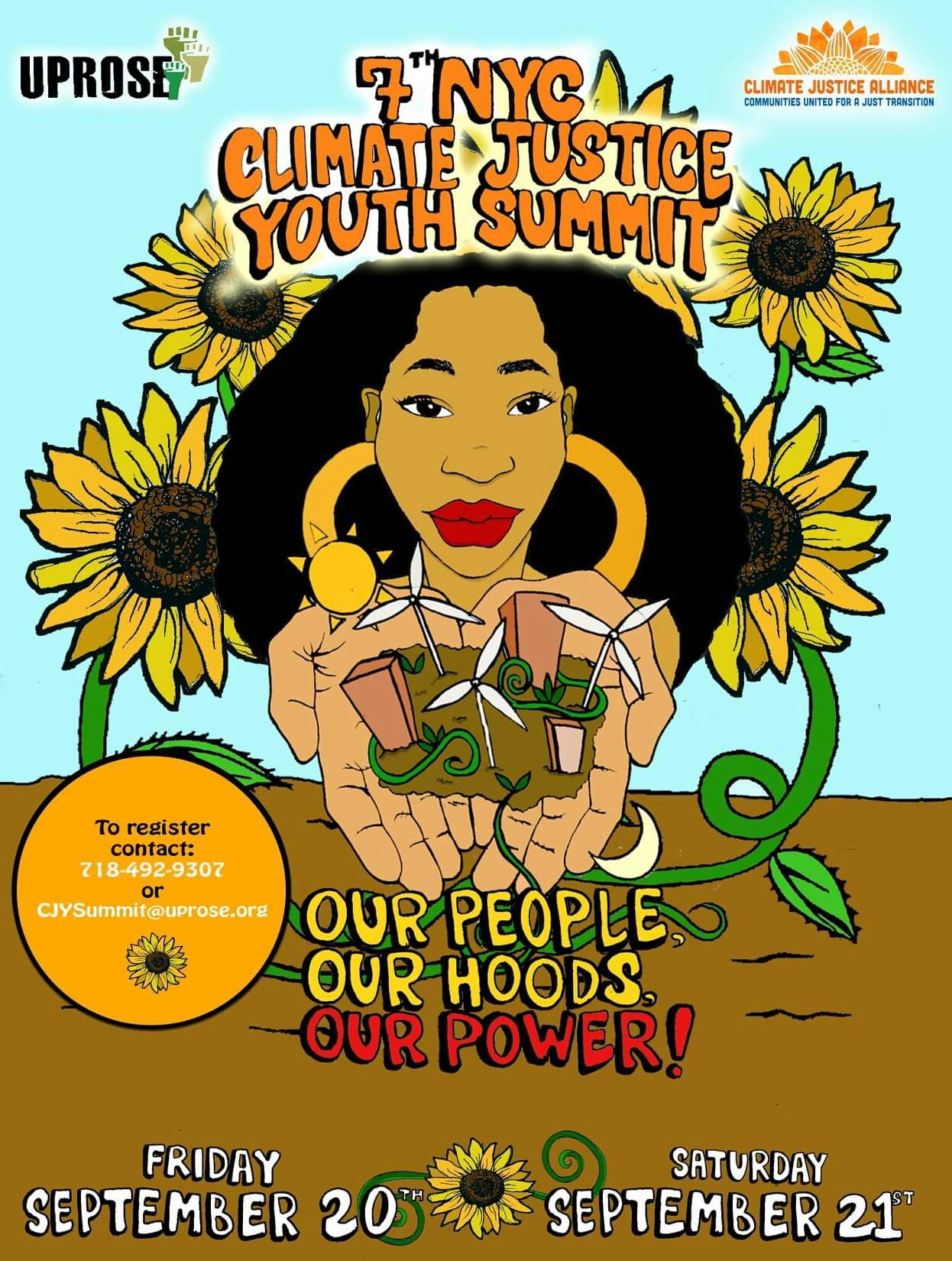 Climate Justice Youth Summit